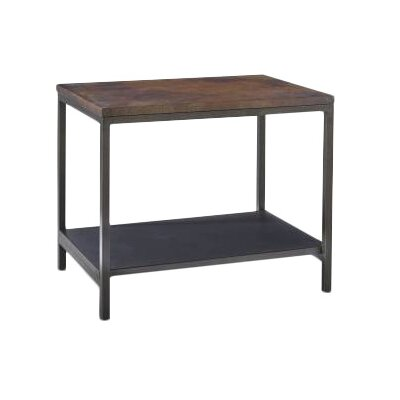 Homeware Sawyer Bunching End Table in Copper