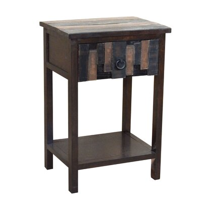 Gallerie Decor Mosaic End Table Image