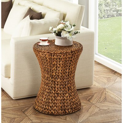 Gallerie Decor Bali Breeze End Table