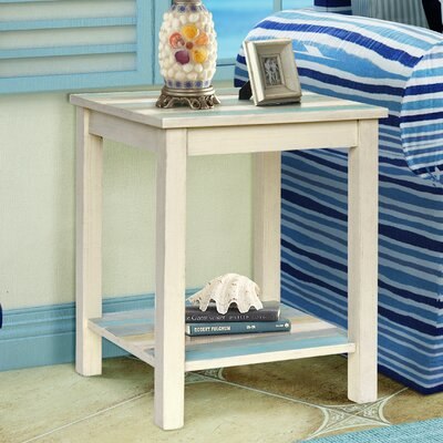 Gallerie Decor Seaside End Table