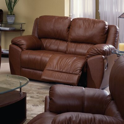 Palliser Furniture Benson Reclining Loveseat