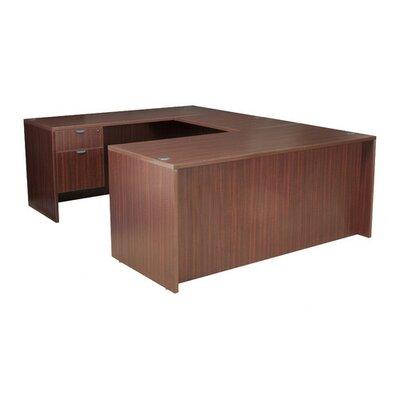 Regency U-Shaped Executive Desk