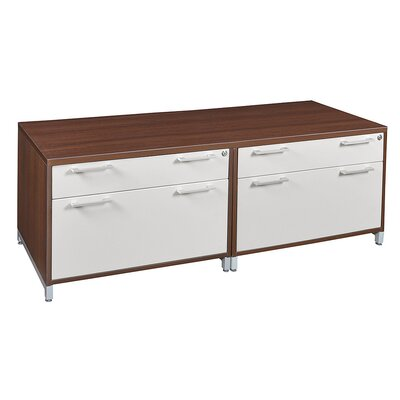 Regency OneDesk Double Lateral Low Credenza