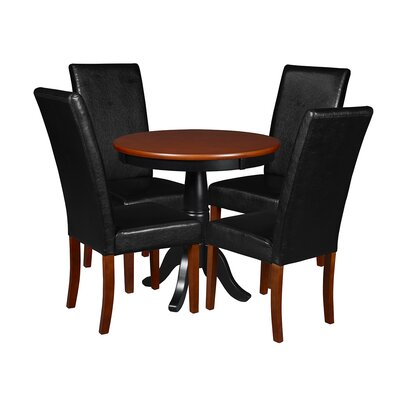 Regency Niche 5 Piece Dining Set (Set of 5)