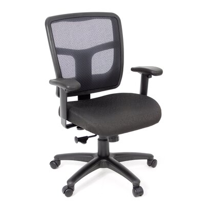 Regency Kiera Mesh Syncro Knee-Tilt Conference Chair with Arms