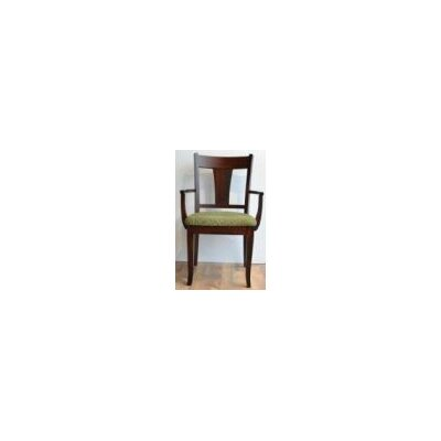 Conrad Grebel Eastport Arm Chair