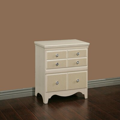 Sandberg Furniture Marilyn 2 Drawer Nightstand