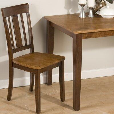 Jofran Triple Upright Side Chair (Set of 2)