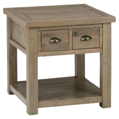August Grove End Table