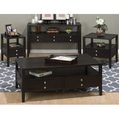 Jofran Hamilton Coffee Table Set