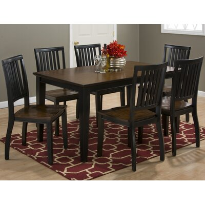 Breakwater Bay Francestown 7 Piece Dining Set