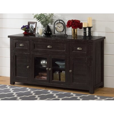 Jofran Prospect Creek Pine TV Stand