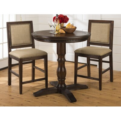Three Posts Addison Avenue 3 Piece Pub Table Set