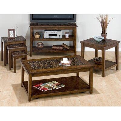 Jofran Baroque Coffee Table Set