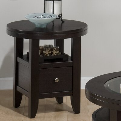 Jofran Marlon End Table