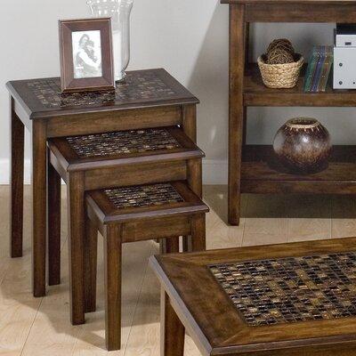 Jofran Baroque Chairside Table