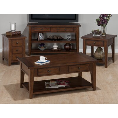 Jofran Clay County Coffee Table Set