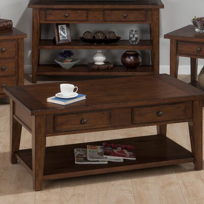 Jofran Clay County Coffee Table
