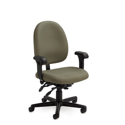 Borgo Jendra Mid-Back Task Chair