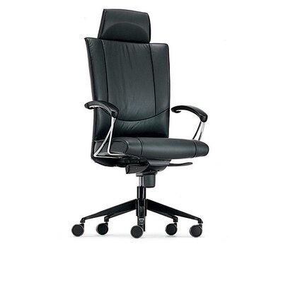Borgo Torsion High-Back Executive Chair with Arms