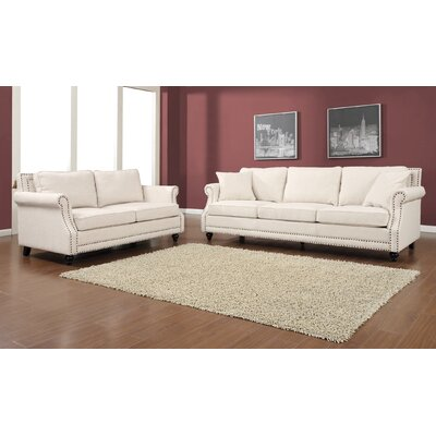 TOV Camden 2 Piece Living Room Set Reviews Wayfair