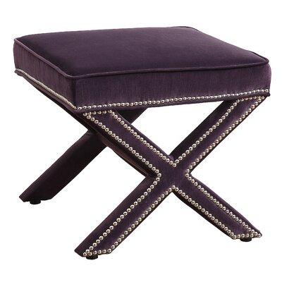TOV Furniture Reese Ottoman