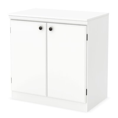 South Shore Morgan 2 Door Storage Cabinet