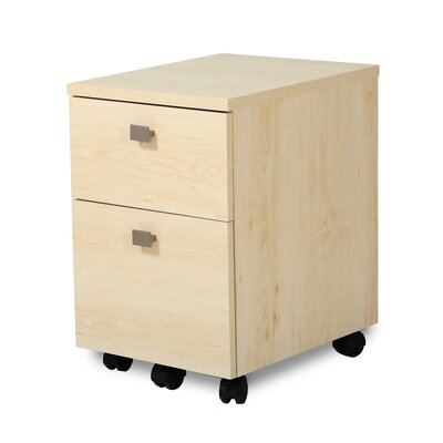 South Shore Interface 2 Drawer Mobile ..