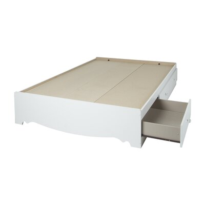 South Shore Crystal Full Mate's Bed with Storage