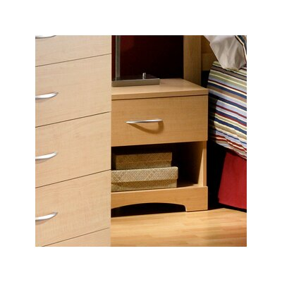South Shore Copley 1 Drawer Nightstand