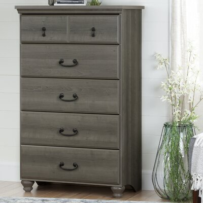 South Shore Noble 5 Drawer Chest