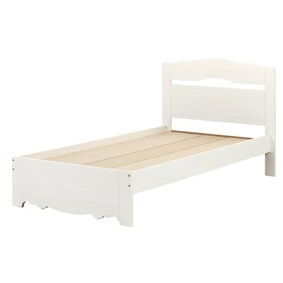 South Shore Caravell Twin Panel Bed