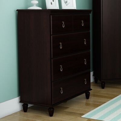 South Shore Moonlight 4 Drawer Chest
