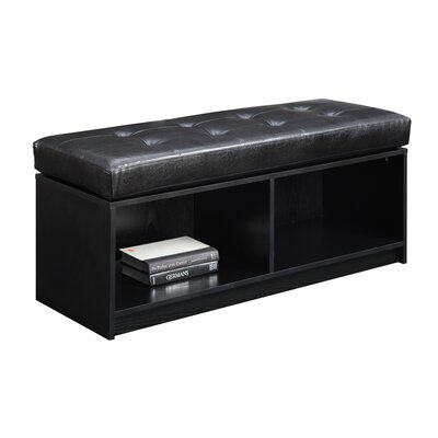 Convenience Concepts Designs 4 Comfort Broadmoor Storage Ottoman II