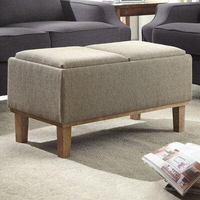 Convenience Concepts Designs4Comfort Storage Ottoman