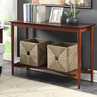 Convenience Concepts Savannah Console Table