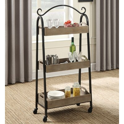 Convenience Concepts Wyoming Serving Cart