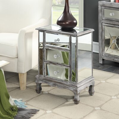 Convenience Concepts Gold Coast End Table