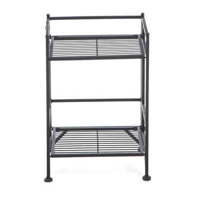 Convenience Concepts Xtra Storage 2 Tier Folding Shelf 20