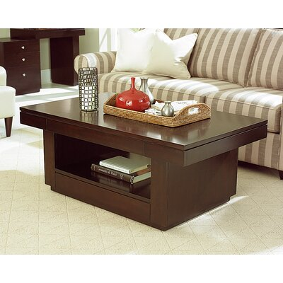 Hammary Uptown Coffee Table with Lift Top