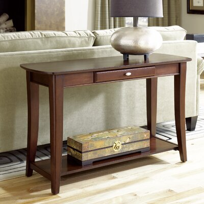 Hammary Enclave Console Table