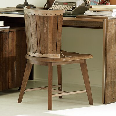 Hammary Flashback Mid-Back Desk Chair