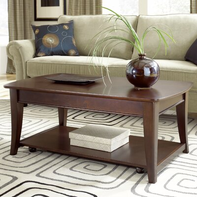 Hammary Enclave Coffee Table with Lift Top