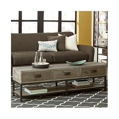 Hammary Parsons Bench Coffee Table