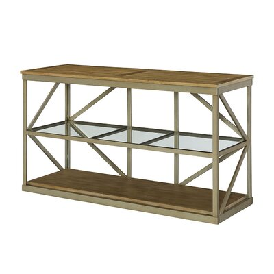 Hammary Modern Theory Console Table