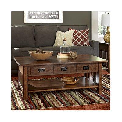 Hammary Canyon II Coffee Table