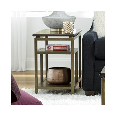 Hammary Zodiac Chairside Table