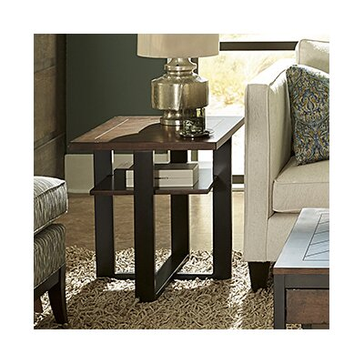 Hammary Franklin End Table