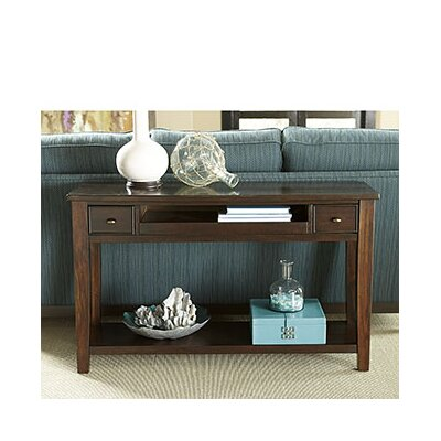 Hammary Boulevard Console Table