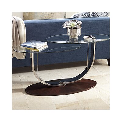 Hammary Pivot Console Table